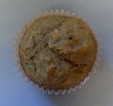 Low-Cal Banana Muffins