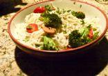 Tofu Noodles & Sausage