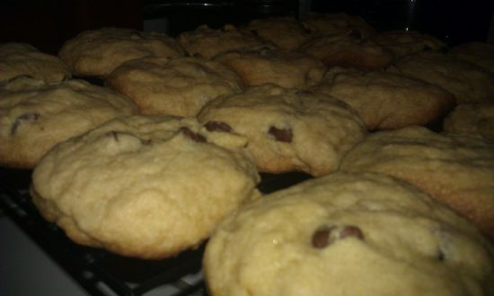 Homemade Nestle Chocolate Chip Cookies