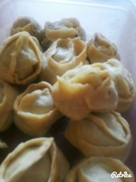 Monti, Central Asia Steamed Dumpling
