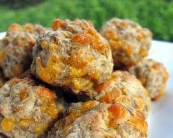 Primal Sausage Balls