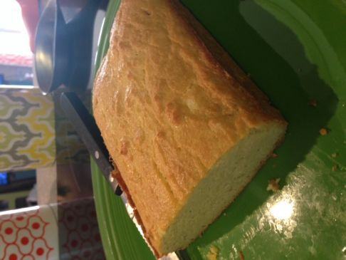 Coconut Flour Bread (Gluten Free)