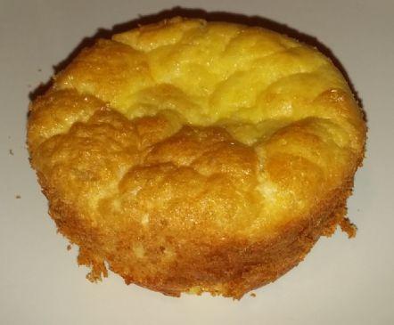 LoCarb Citrus Sponge Cake