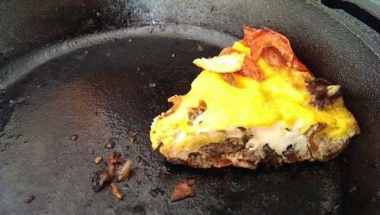 Naked Breakfast Casserole