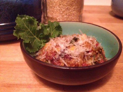 Split the Pot Recipe Contest Finalist: Southwest Quinoa Power Hash