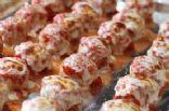 Baked Meatballs Parmigiana
