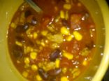 Easy Peezy Ground Turkey Chili