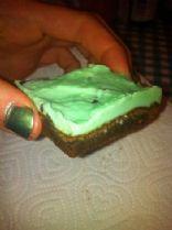 Andes Mint Vegan Fudge