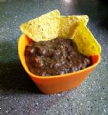Black Bean Turkey Taco Dip (official name still in the works)