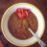 Split Pea Soup (Vegetarian)