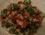 Kel's coucous salad