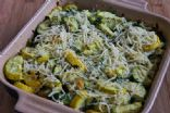 Easy Cheesy Zucchini Bake