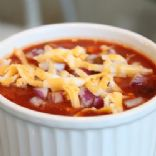 Barbeque Chicken Chili