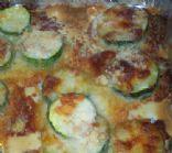 Oven Baked Italian Style Zucchini