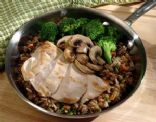 Favorite Chicken and Wild Rice Bake
