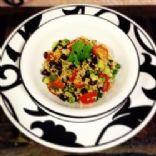 Clean Eating's Quinoa and Black Bean Salad