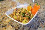 Tofu Avocado Quinoa Salad