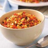 Corn & Red Pepper Medley