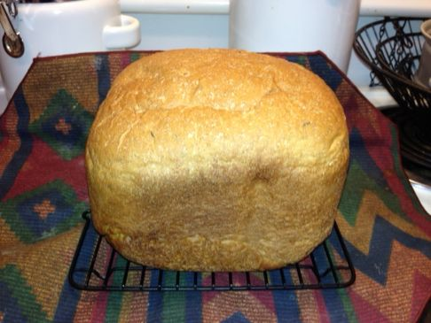 Gary's Lower Sodium Bread Machine Rye Bread