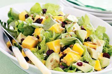Island Green Salad