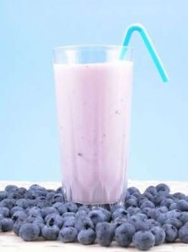 Blueberry Energy Smoothie