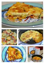Digest Diet - Tri-Color Frittata
