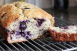 Blueberry Greek Yogurt Banana Bread