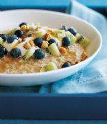 Berry Protein Rich Oatmeal