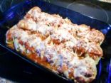 Ground Turkey Stuffed Shells