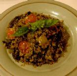 Garden Pesto Quinoa