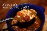 My Favorite Shrimp Gumbo