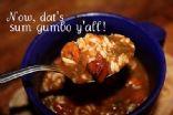 My Favorite Shrimp Gumbo
