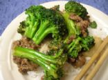 Beef & Broccoli Sir Fry (Taste of Home Magazine)