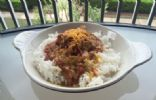 Refried Beans and Rice