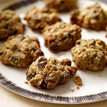 Oatmeal-Raisin Bites