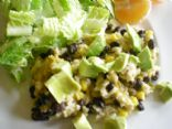 Black Bean & Rice Bake