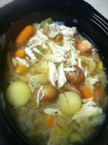 Khaleesee's Chicken Potato Soup