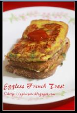 eggless french toast