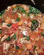 Chicken Veggie Stew
