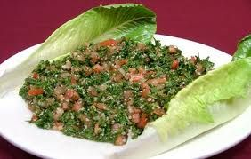 Tabouli Parsley Salad