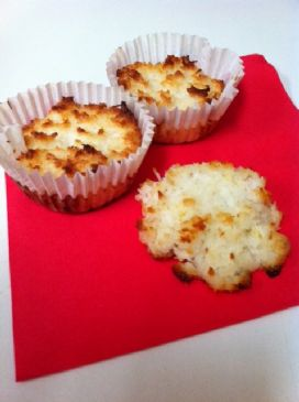 SCD Pineapple Coconut Macaroons