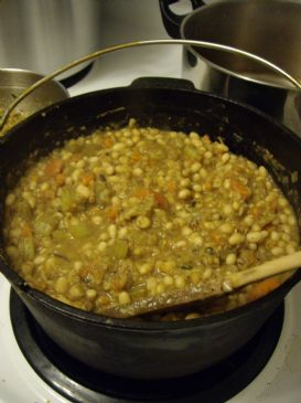 Vegetarian Cassoulet