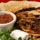 Melony's Black Bean & Corn Quesadilla's