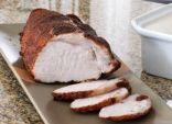 Cinnamon Apple Pork Roast