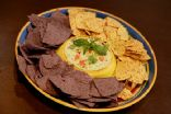 Guacamole with Baked Chips