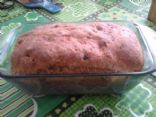 Whole Wheat Raisin Bread