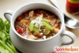 Slow Cooker Buffalo Chicken Soup