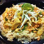 Split the Pot Recipe Contest Finalist: Coconut Chickpea Chicken Curry