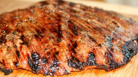 �Keeper� Marinade for Grilled Flank Steak