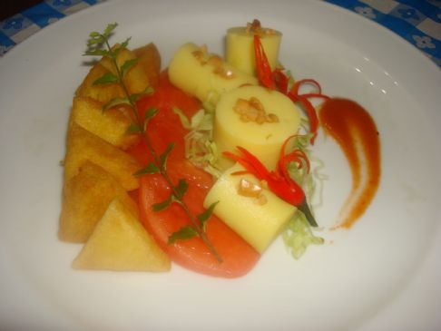 The Ultimate Asian Diet Food Yellow Tofu